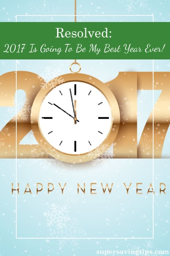 Like everyone else, I plan to make new year's resolutions for 2017. Here's how to stay focused and accomplish your goals, not lose sight of them.
