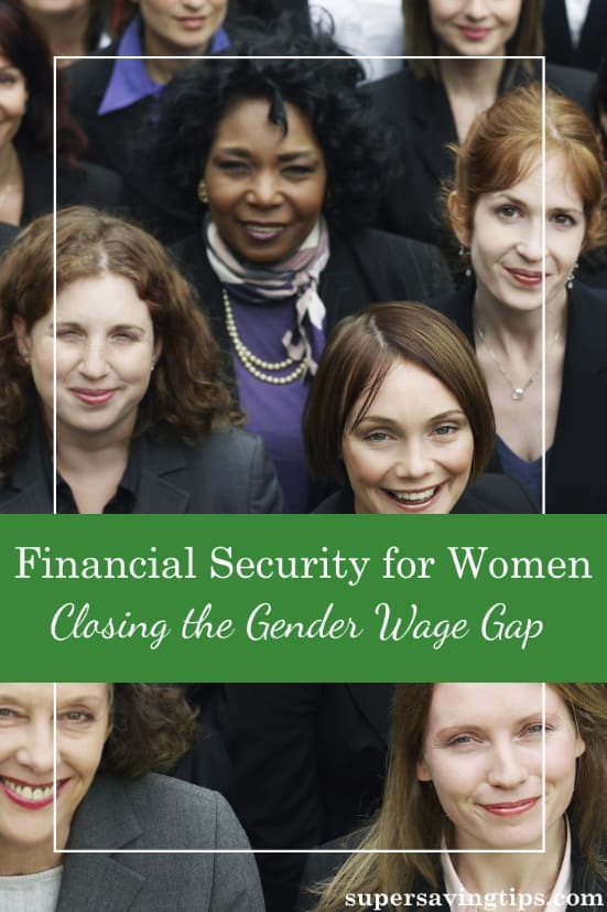 For National Women's Money Week, we take a look at the gender wage gap, what causes it, and more importantly what can be done to close it.